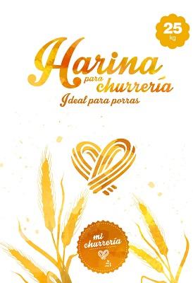 Harina especial Porras (palet de 1000 kilos)